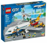 Lego City Passenger Airplane 60262 Building Kit 669 Pcs
