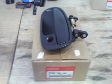 1996-2000 HONDA CIVIC 2DR 3DR BRAND NEW HONDA OEM LEFT OUTER DOOR HANDLE