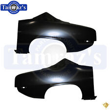 72-74 Barracuda OE Full Style Rear Quarter Panel Golden Star - LH & RH   PAIR