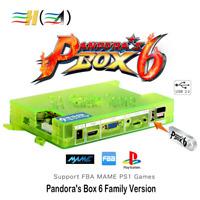 Newest Pandora Box 6 1300 in 1 family Version HDMI/VGA Output Game Board PCB