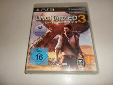 PlayStation 3 PS 3 Uncharted 3: Drake's decepción