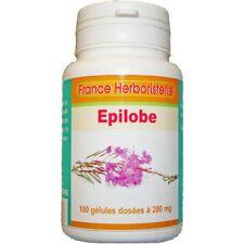 GELULES EPILOBE 100 gélules dosées à 200 mg.