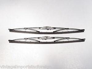 "Wiper Blades 14"" Fits Renault R5 LeCar Saab 95 96 & VW Fastback Squareback"
