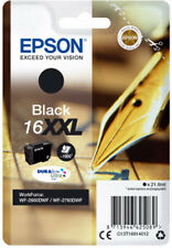 1x ORIGINAL DRUCKER PATRONE Epson 16  XXL WORKFORCE  WF2660DWF WF2760DWF TINTE