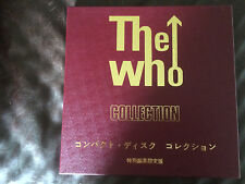 The Who, Collection, 2 CD Box Set, Giappone only (Limited of 1000), come nuovo, superrar!!!