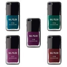 Étuis, housses et coques violet en silicone, caoutchouc, gel pour téléphone mobile et assistant personnel (PDA) Nokia