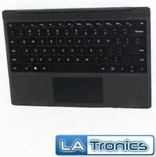 Genuine Microsoft Surface Pro 4 & Pro 3 Type Cover Backlit Keyboard 1725 Tested
