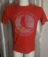 MAJESTIC St Louis Cardinals T Shirt SS Red sz S