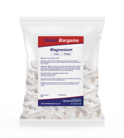 Magnesium 375mg 120 tablets by Tablet Bargains