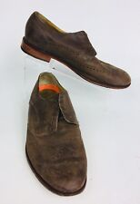 527e060724f Cole Haan Men s Oxfords Shoes 10.5 M Carter Grand OS Wing Chestnut Brown  C14199