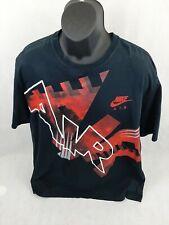 Nike Sportswear Mens Short Sleeve Pullover Shirt 2xl Black