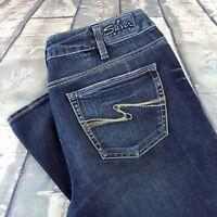 Silver Jeans Size 32 Women's Aiko Bootcut Sz 32/31
