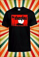 The Stranglers Punk Rock Music Band Men Women Vest Tank Top Unisex T Shirt 2211