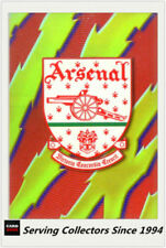 Premier League Arsenal Season Soccer Trading Cards 1999
