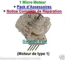 MICRO MOTEUR ENTIER  100 % NEUF COMPTEUR PEUGEOT 206,806 / CITROEN C5,EVASION