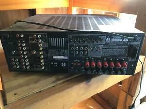 Denon AV Surround Receiver - Vintage
