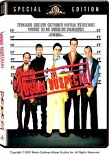 """The Usual Suspects (1995)"" Wide/Fullscreen Crime Drama/Suspense Dvd (2002)"
