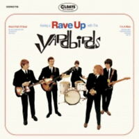 YARDBIRDS-HAVING A RAVE UP WITH THE YARDBIRDS-JAPAN MINI LP CD BONUS TRACK C94