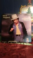 Merle Haggard  ‎– His Epic Hits - The First 11 - To Be Continued...