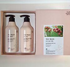 Somang Cosmetics Flor De Man Jeju Prickly Pear Body Care 2 pcs Set - Wash/Lotion