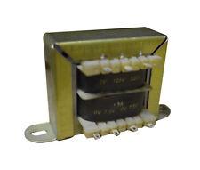 TRANSFORMADOR ALIMENTACION 7,5V + 7,5V; 1,5A Transformadores Alimentación