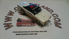 Hot wheels 67 Pontiac GTO Police série cop Rods 2000 (0049)