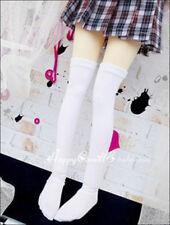 Mimi Collection MSD Doc 1/4 BJD Obitsu Doll White stretch Long stockings