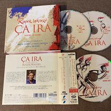 ROGER WATERS Ca Ira PINK FLOYD JAPAN 2xHybrid SACD+DVD w/WIDE OBI SICP10015~7