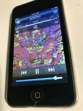 Apple iPod touch 2nd Generation Mb528Ll Black 8 Gb