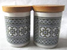 Unboxed 1960-1979 Date Range Blue Hornsea Pottery