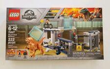 New Lego Set 75927 Jurassic World Stygimoloch Breakout Factory Sealed NISB