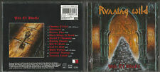 Running Wild ‎– Pile Of Skulls  Electrola CD