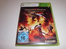 XBox 360  Dragon's Dogma - Dark Arisen