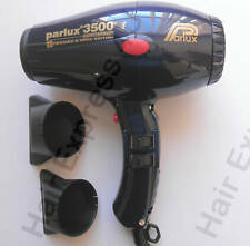 PARLUX 3500 Compact Ionic + Ceramic Dryer Blue