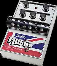 EHX ELECTRO HARMONIX English Muffin Tube Distortion / Preamp Guitar FX Pedal