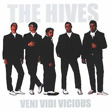 Veni Vidi Vicious by The Hives (CD, Apr-2002, Warner Bros.)