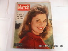 PARIS MATCH N°329 16/7/1955 Odile Rodin Le roman photo du Tour de France K22