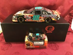 BOBBY LABONTE #18 Interstate Batteries Small Soldiers 1998 RCCA ELITE & 1/64 SET