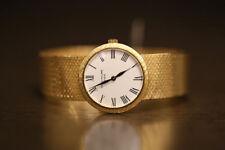 Authentic Patek Philippe Ladies 18k Gold Cocktail Watch - Ref# 3338 - Beautiful!
