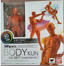 SHFIGUARTS - FIGURA BODY KUN / ORANGE / BODY KUN FIGURE 18cm (REPLICA)