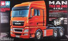 Tamiya 56346 1/14 RC Tractor Truck Kit MAN TGX 26.540 6x4 XLX Gun Metal Edition