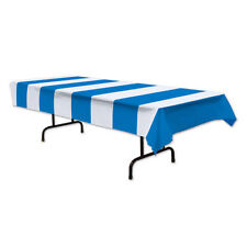Blue All Occasions Party Table Cover and Skirt