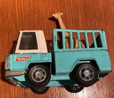 Buddy L Zoo Truck With Giraffe