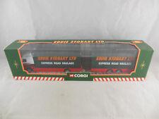 Corgi 59516 Volvo Short Wheelbase Lorry & Close Couple Trailer Eddie Stobart