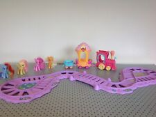 My Little Pony Motorised Train And 4 Ponies Does Not Include Batteries