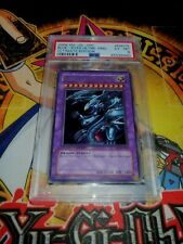 Blue-Eyes Ultimate Dragon jump-en005 Ltd Ed (PSA 6 = EX-MT) Ultra Rare Yu-Gi-Oh!