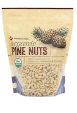 Member's Mark Organic Pine Nuts (16 oz.) Brand New Ships Fast
