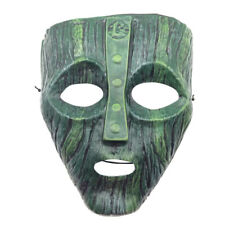 Loki Mask, Replica Movie Prop The Mask, Jim Carrey, Cameron Diaz ,Party Props