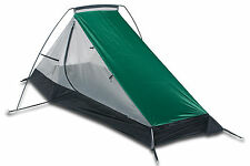 Aqua Quest West Coast Bivy Tent - One Person Single Pole Shelter - Green & White