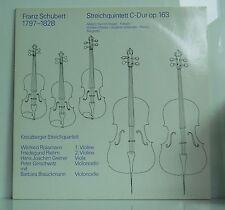 LP Kreuzberger Streichquartett Schubert Streichquintett c-Dur Rotary Club 82 rar